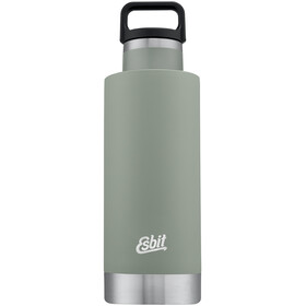 Esbit SCULPTOR Standard Mouth Vacuüm Flask 750ml, stone grey